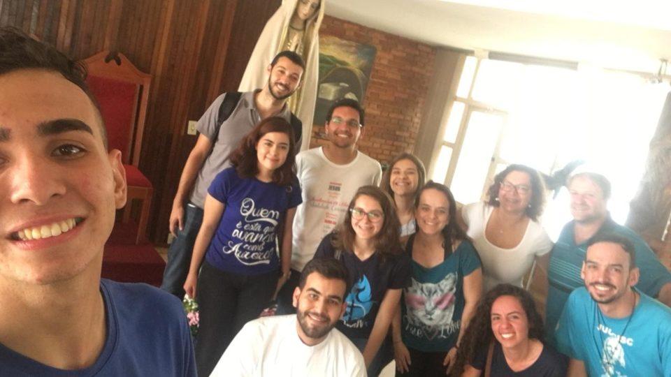 Reunião do Setor Juventude do Vicariato São Carlos