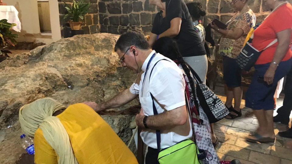 Diário de bordo- acompanhe o segundo dia da peregrinação diocesana