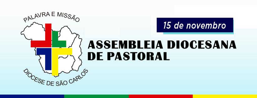 26ª Assembleia Diocesana de Pastoral acontece na próxima quinta-feira