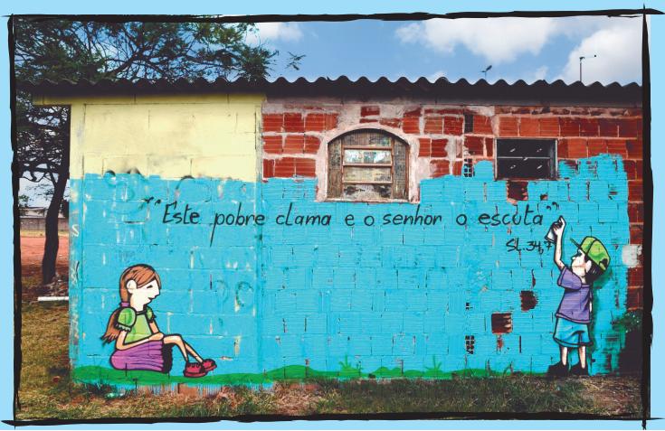 Momento Catequético: 33º Domingo do Tempo Comum – Dia Mundial dos Pobres 2018