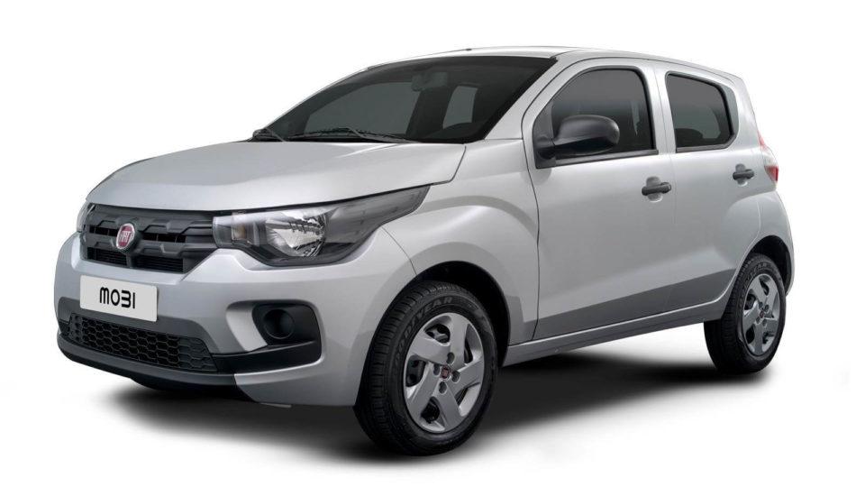 Já pensou em começar 2019 com um Fiat Mobi 0 KM ?