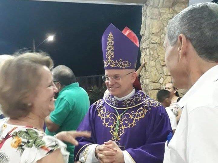 Paróquia São Pedro e São Paulo de Jaú recebe visita de Dom Eduardo Malaspina