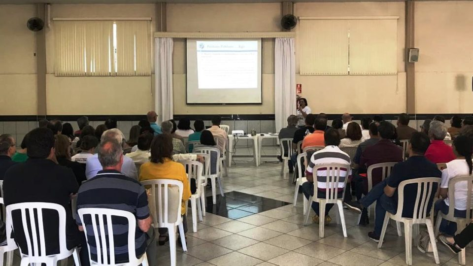 Equipe Diocesana da Campanha da Fraternidade realizou o encontro de Estudo do Texto-base da CF 2019