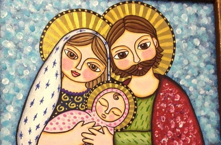 Momento Catequético:  Sagrada Família: Jesus, Maria e José