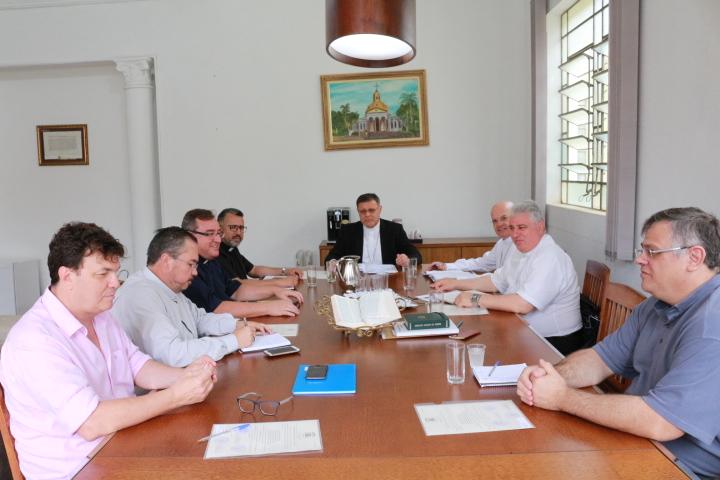 Colégio de Consultores se reuniu na Cúria