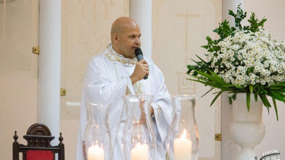 Padre João Roberto Campanini toma posse na Paróquia Nossa Senhora das Graças em Araraquara