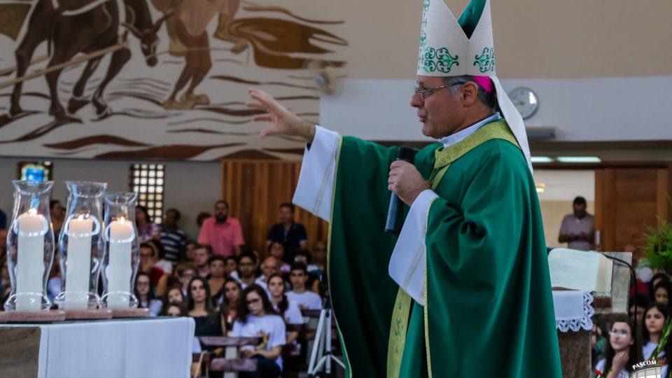 Bispo Diocesano irá se reunir com padres de 06 a 15 anos de ministério