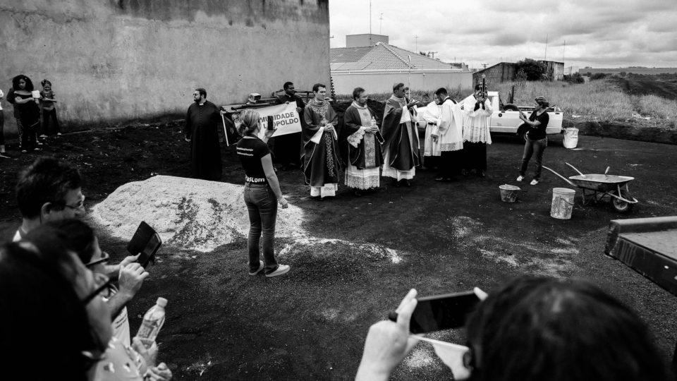 Bispo Diocesano celebra missa de encerramento das missões