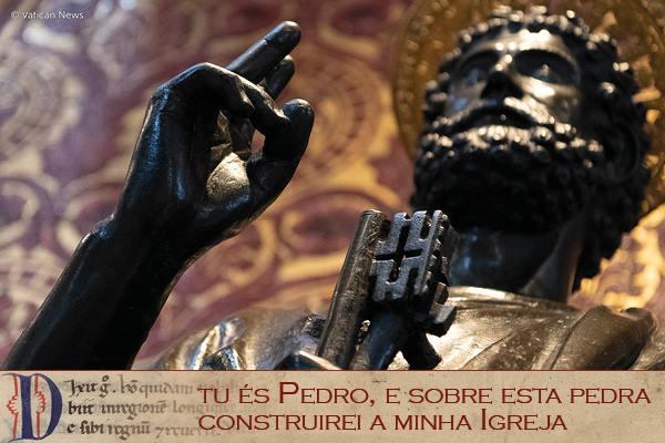 Momento Catequético: Cátedra de São Pedro, Apóstolo Festa