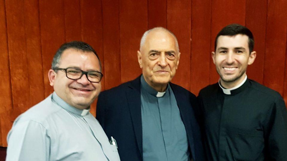 Padres do Tribunal Eclesiástico Diocesano participam do encontro Rota Rio
