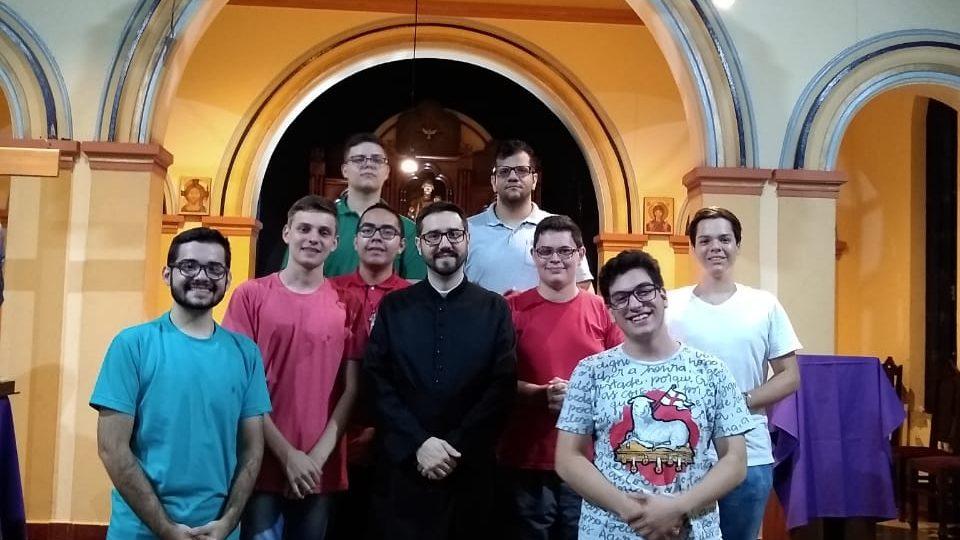Seminaristas do Propedêutico iniciam retiro