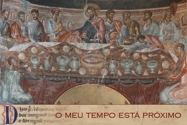 Momento Catequético: Quarta-feira da Semana Santa da Páscoa