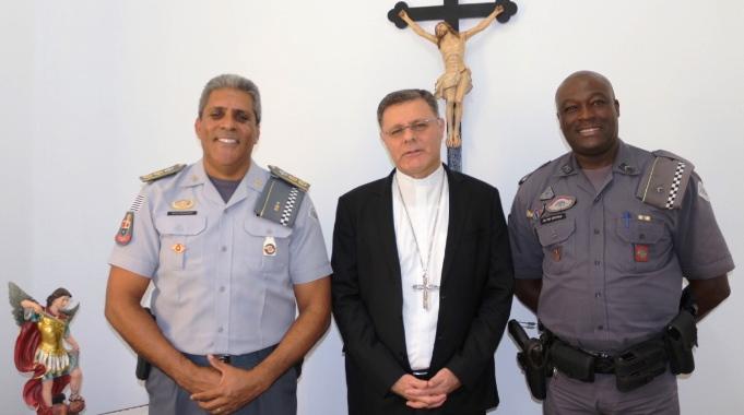 Culto Ecumênico no 13º Batalhão da Policia Militar de Araraquara