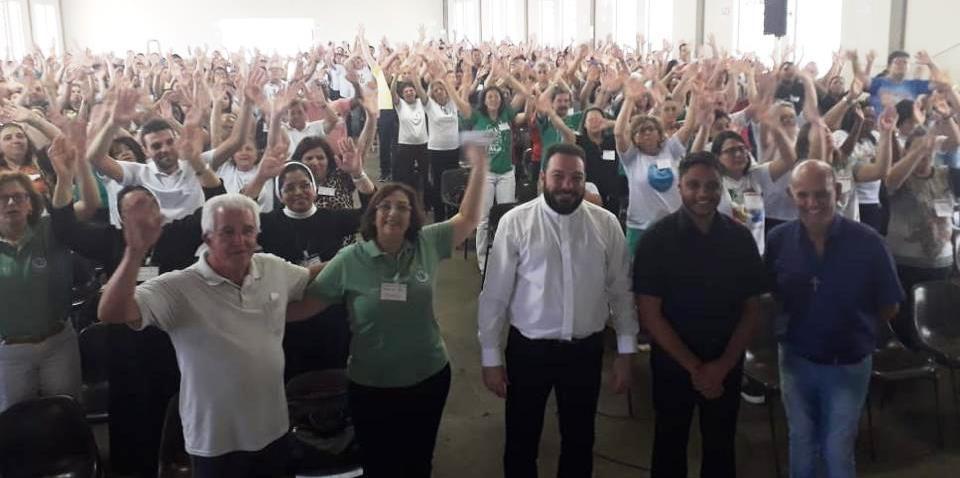 Encontro com os Catequistas de Iniciação à Vida Cristã do Vicariato Nossa Senhora do Patrocínio