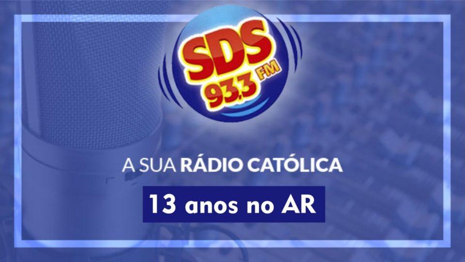 Rádio SDS completa 13 anos no ar