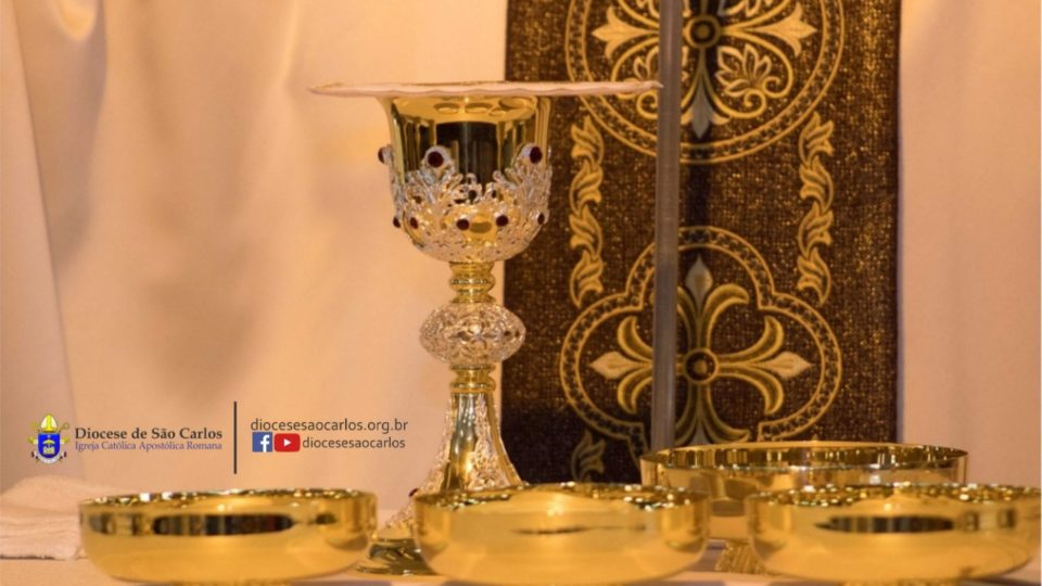Em maio acontece a Assembleia Diocesana de Formação Litúrgica