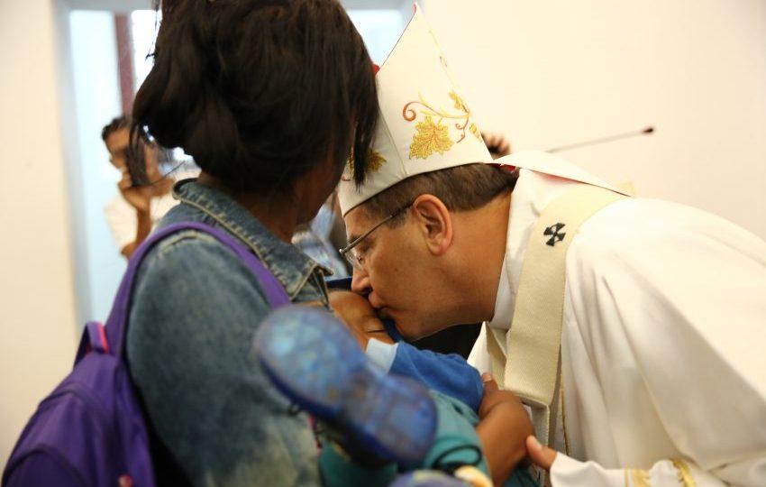 A Diocese de São Carlos saúda o novo presidente da CNBB