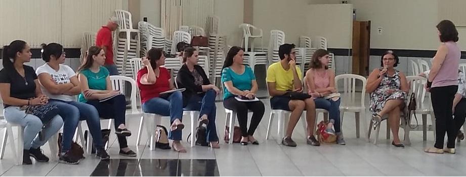 Formação inicial para agentes da Pastoral da Inclusão no Vicariato São Carlos Borromeu