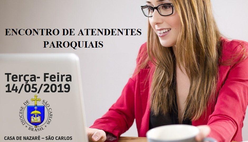 Encontro com os Atendentes Paroquiais da Diocese de São Carlos