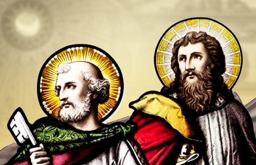 Momento Catequetico: Solenidade de São Pedro e São Paulo, Apóstolos