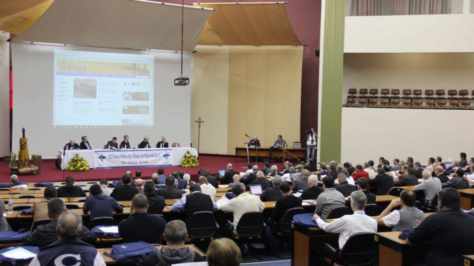 Assembleia Regional dos Bispos começa amanhã em Itaici, Indaiatuba e elegerá a nova Presidência