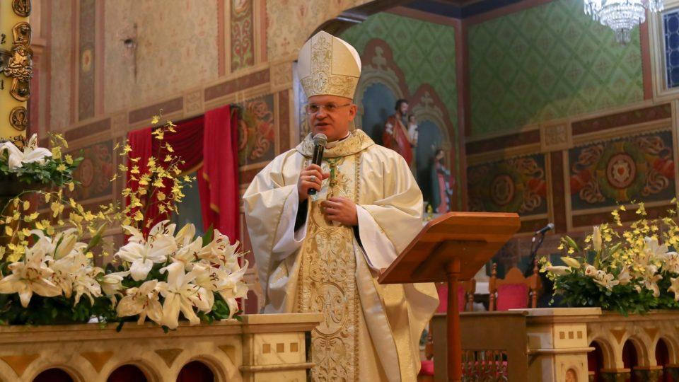 Dom Eduardo Malaspina preside 4º dia da Trezena de Santo Antônio em Araraquara