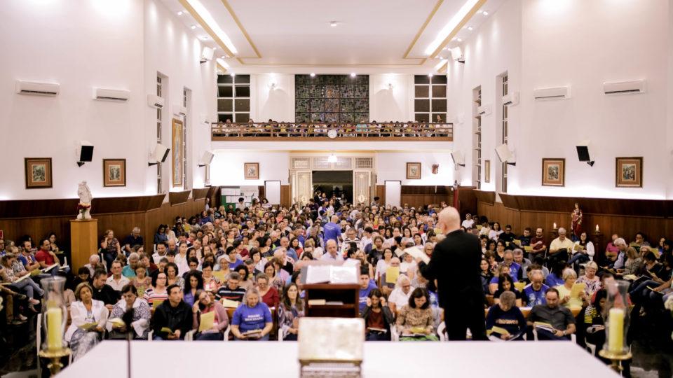 Formação missionária no Vicariato Nossa Senhora do Patrocínio