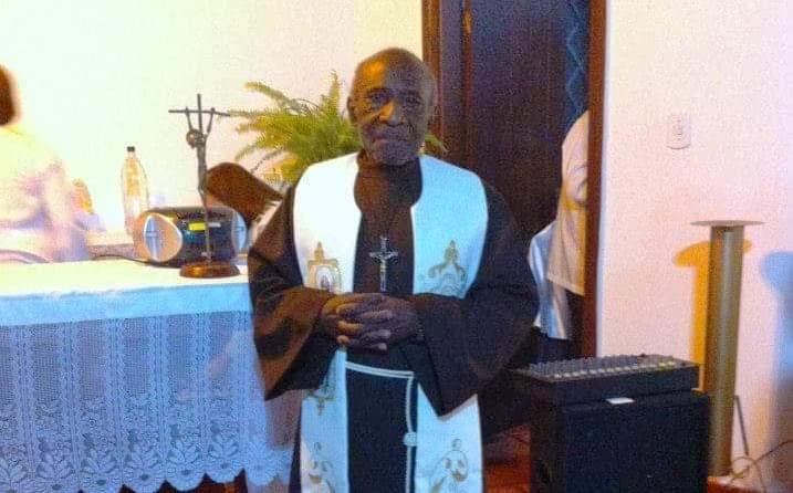 Nota sobre o velório e missa solene de exéquias do Padre Benedito Aparecido Firmino da Silva