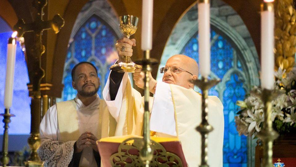 6º Dia da Trezena de Santo Antônio é presidida por Dom Eduardo Malaspina em Barra Bonita