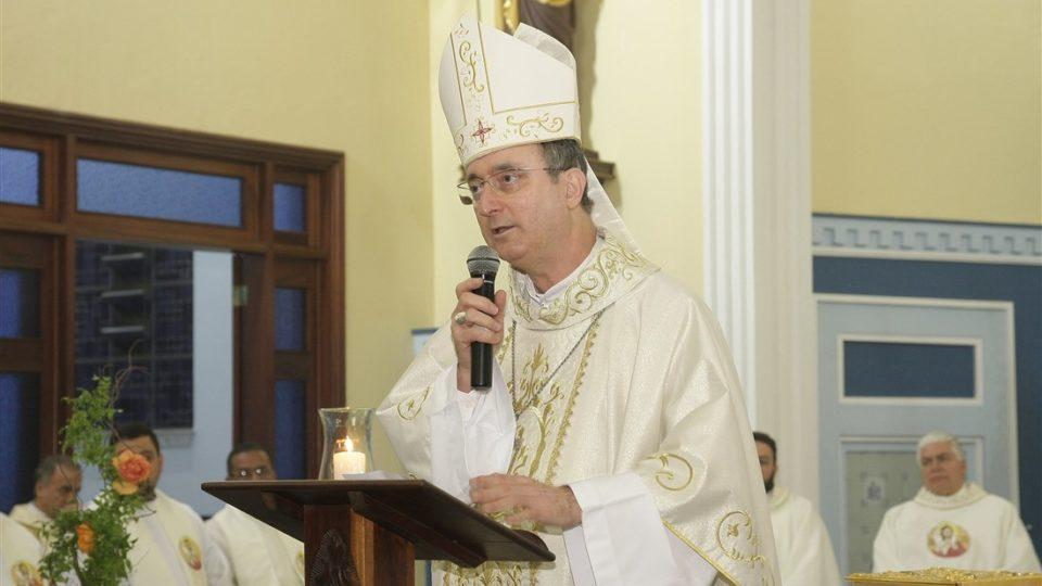 Itirapina recebe o Cardeal Sérgio da Rocha para Missa em Ação de Graças