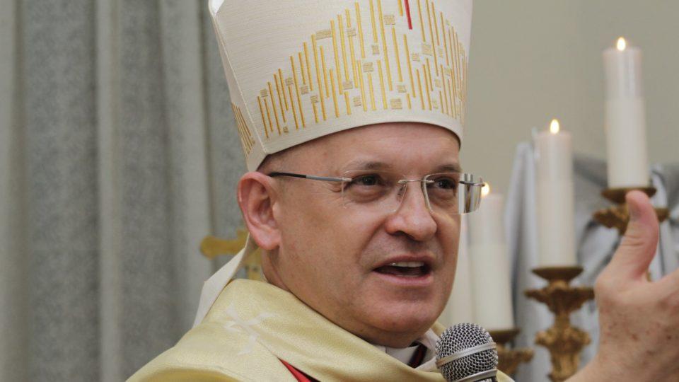 SOS Oração com Dom Eduardo Malaspina na Paróquia Santa Clara de Jaú