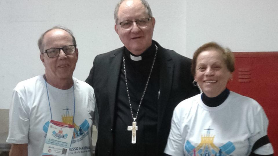 Diocese é representada no XXII Congresso Nacional do ECC em Brasília