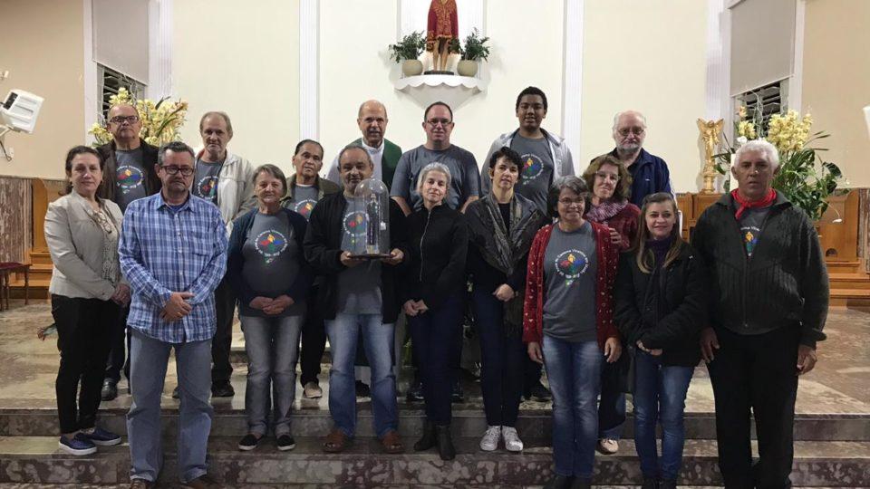 Conferências Vicentinas em Matão receberam a relíquia do Bem Aventurado Antonio Frederico Ozan