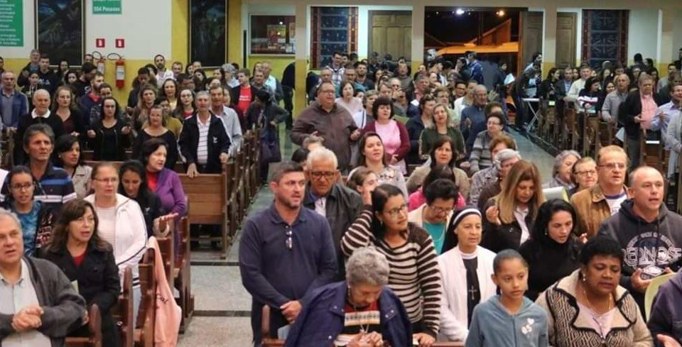 Formação missionária na forania de Itápolis