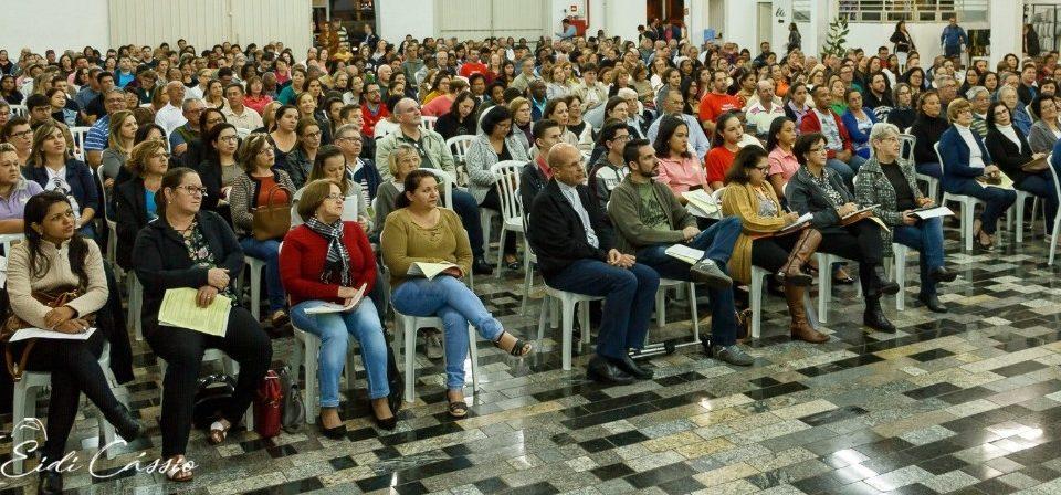 Formação missionária no Vicariato Senhor Bom Jesus