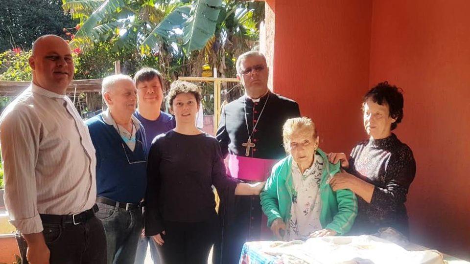 Visita Pastoral em Rincão e Motuca