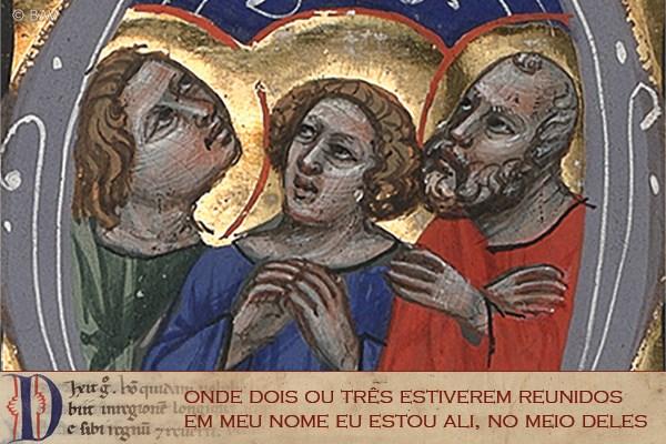 Momento Catequético, quarta-feira da 19ª Semana do Tempo Comum – Memória de São Maximiliano Maria Kolbe