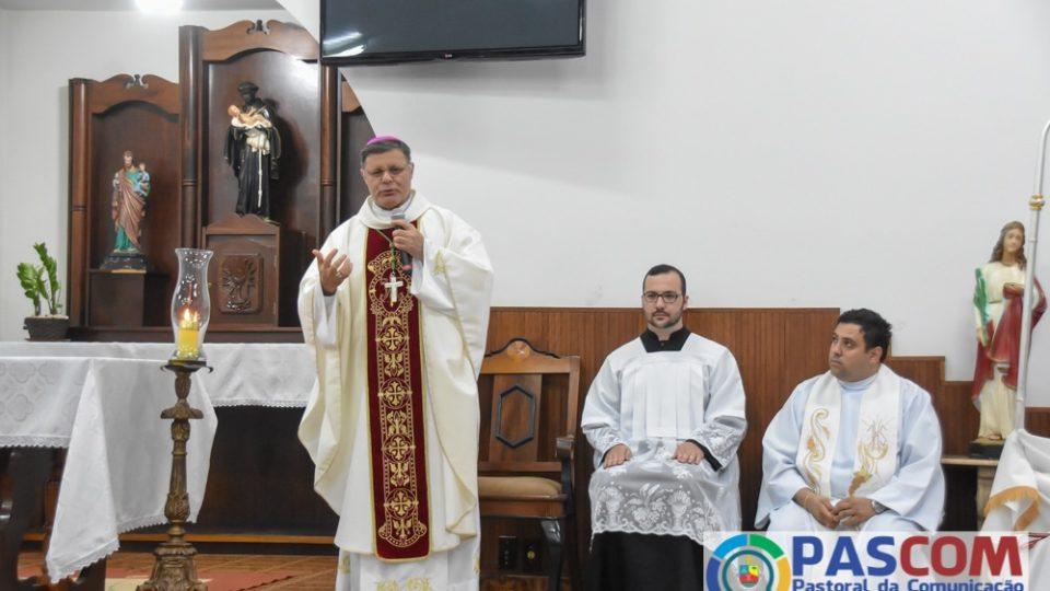 Visita Pastoral: Comunidade São Benedito em Borborema recebe a visita de Dom Paulo