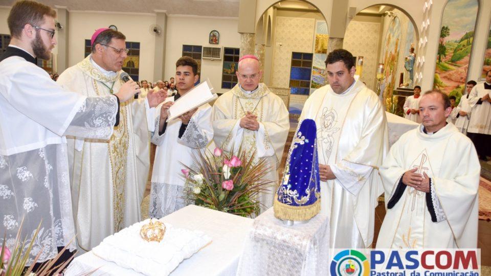 Missa marcou o encerramento da Visita Pastoral em Borborema