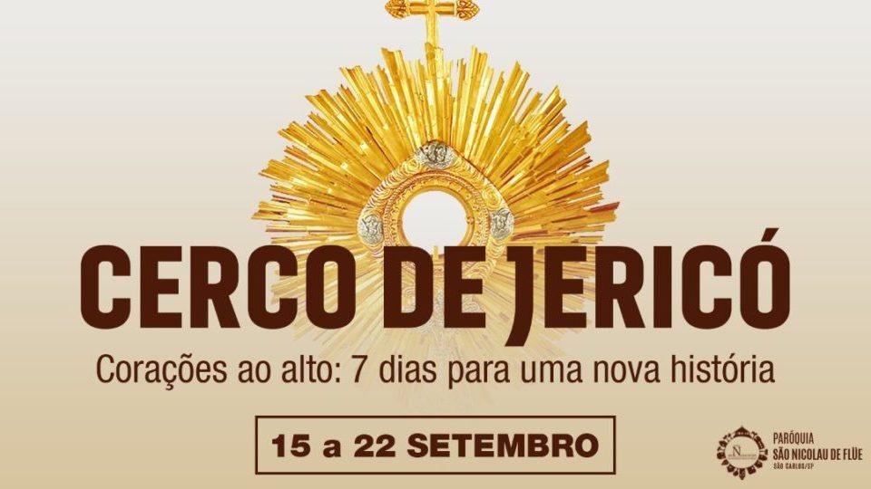Cerco De Jericó Na São Nicolau em São Carlos
