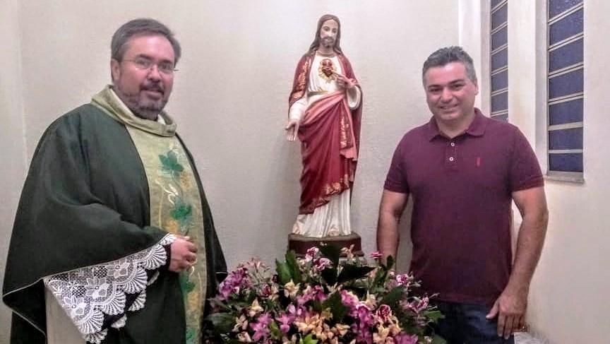 FESTIVIDADES DA PARÓQUIA SANTA CRUZ