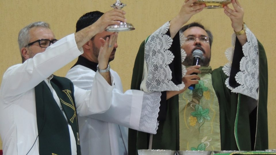 MISSÃO DIOCESANA NO VICARIATO NOSSA SENHORA DO PATROCÍNIO