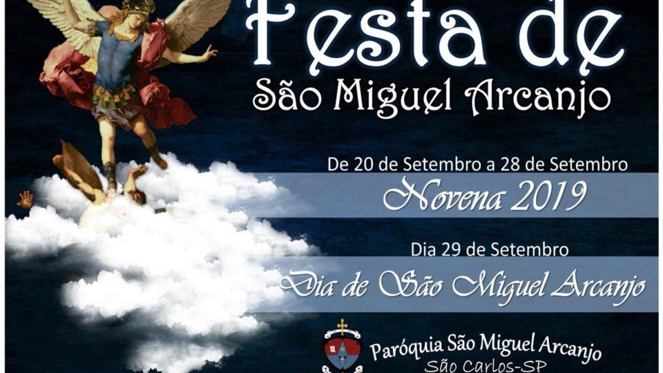 Paróquia dedicada a São Miguel realizará novena no jardim Tangará