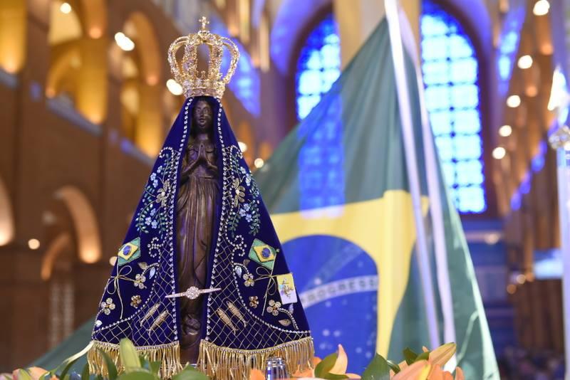 Confira a programação das Paróquias da Diocese dedicadas a Nossa Senhora Aparecida