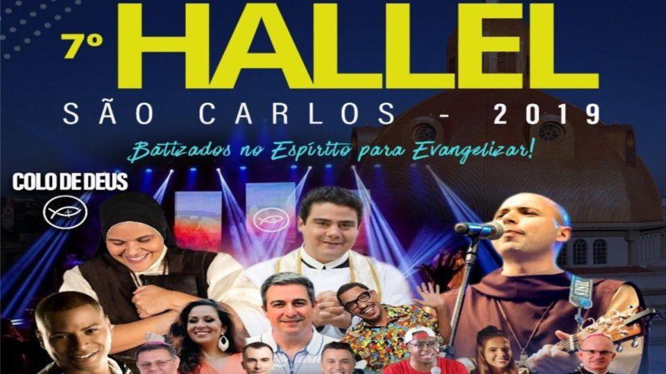 7º Hallel e Festa do Padroeiro São Carlos acontece em novembro