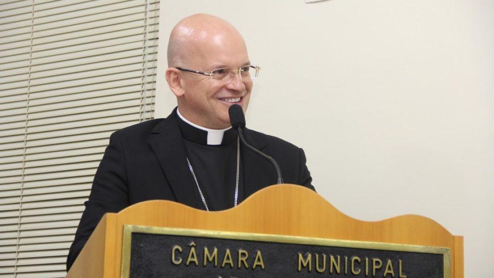 Dom Eduardo Malaspina recebe Título de Cidadão Araraquarense