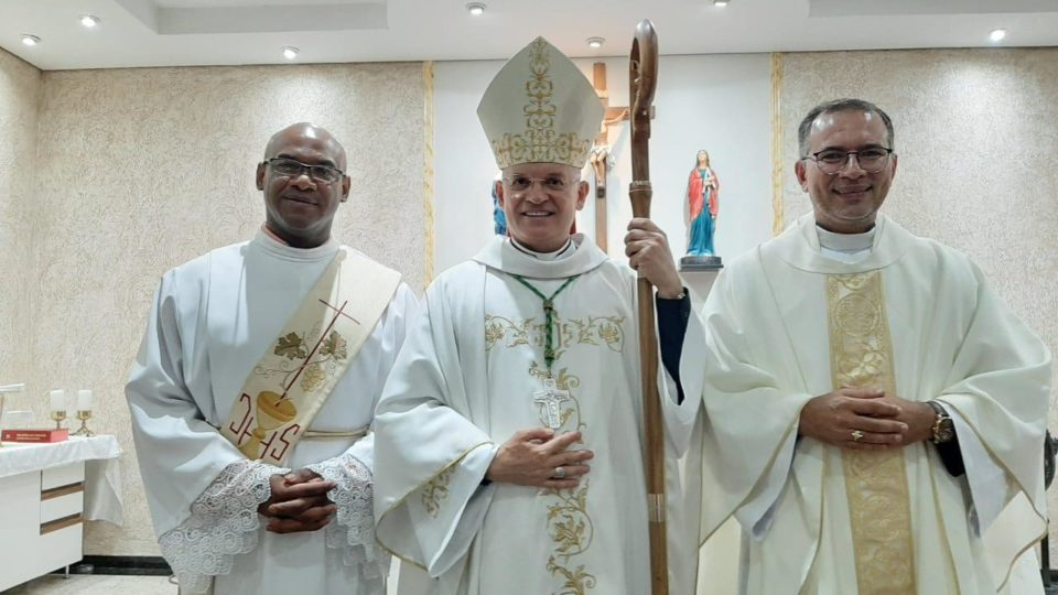 Dom Eduardo Malaspina celebra jubileu de 10 anos da Capela de São Peregrino