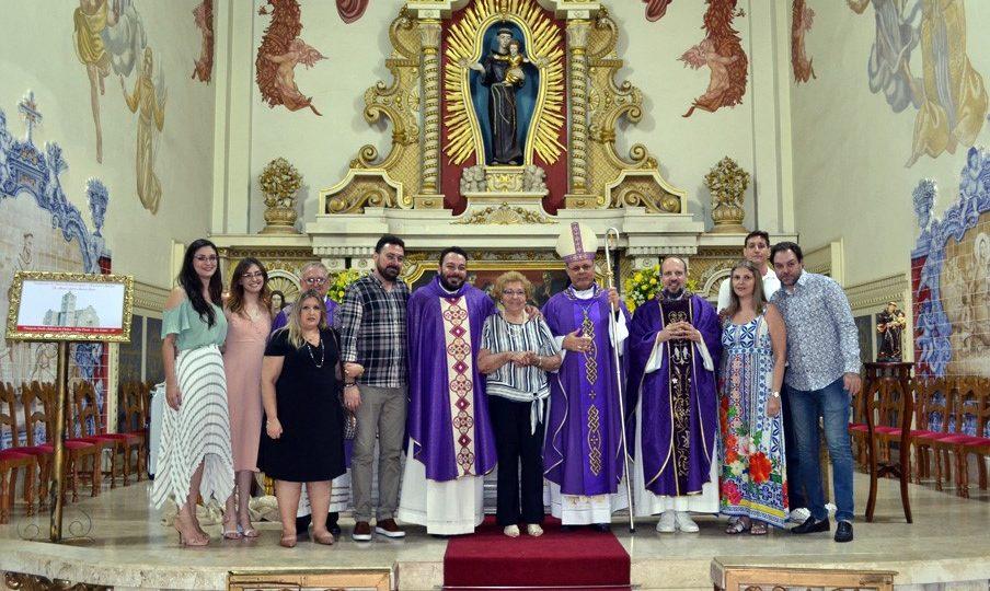 Celebração Eucarística em ação de graças pelo Aniversário Natalício do Padre Márcio  Gaido