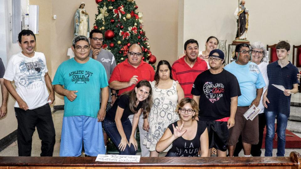 Paróquia Sant'Ana celebra Dia Internacional da Pessoa com Deficiência