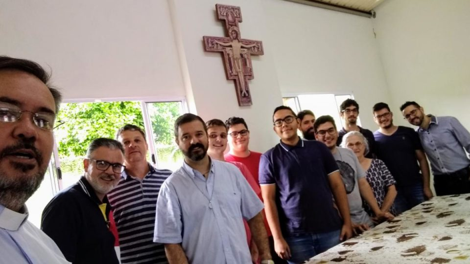 Reunião de professores do Seminário Propedêutico